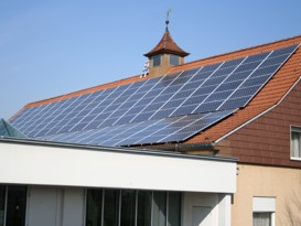 30 kWp Anlage in Bissingen